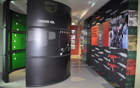 Niger Delta Museum Tour