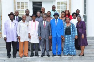AZAIKI FOUNDATION AND PUBLIC LIBRARY INAUGURATES BOARD OF TRUSTEES